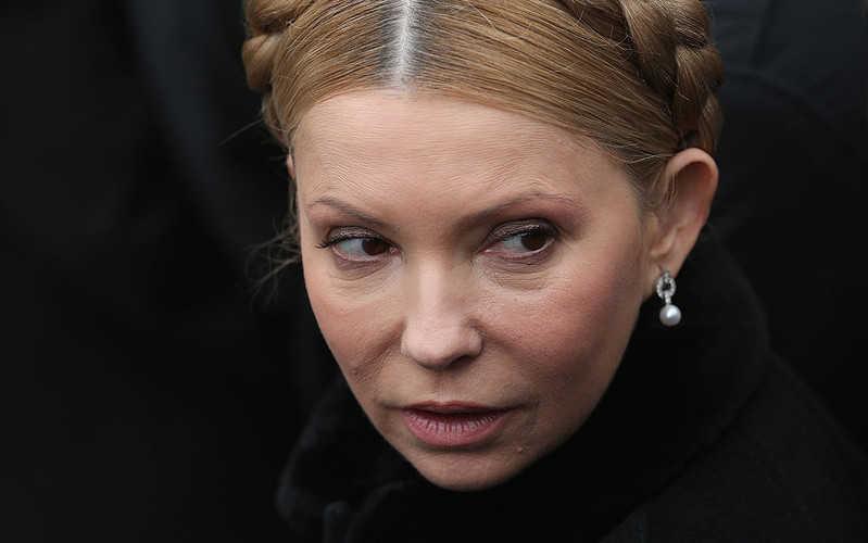 """Julia Tymoszenko ma koronawirusa. """"Jest w ciężkim stanie"""""""