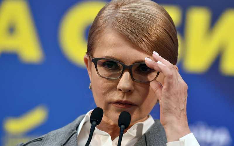 Ukraina: Stan chorej na Covid-19 Julii Tymoszenko jest krytyczny