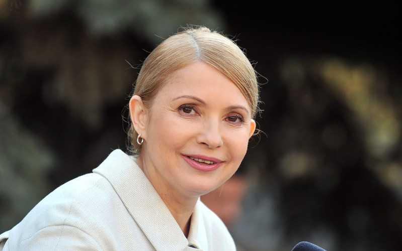 """""""Prawie dwa tygodnie ciężkiej walki"""". Tymoszenko pokonała Covid-19"""