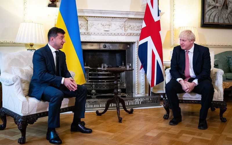 UK pomoże Ukrainie w walce z wpływami Rosji