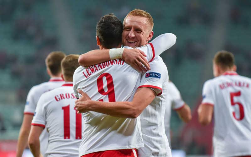 Ranking FIFA: Awans Polski na 18. miejsce, liderem wciąż Belgia