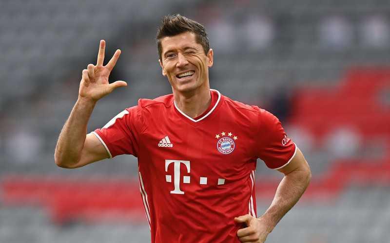 Hat-trick Lewandowskiego. Wygrana Bayernu