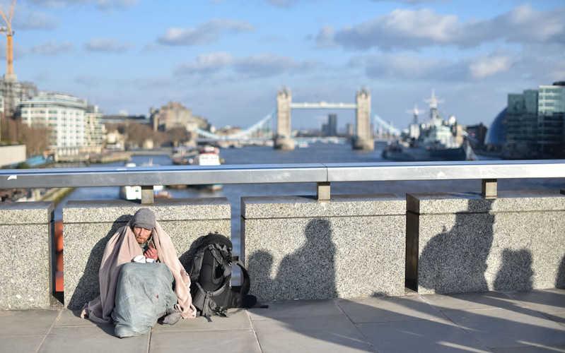 Brexit: Rząd UK chce deportować bezdomnych imigrantów