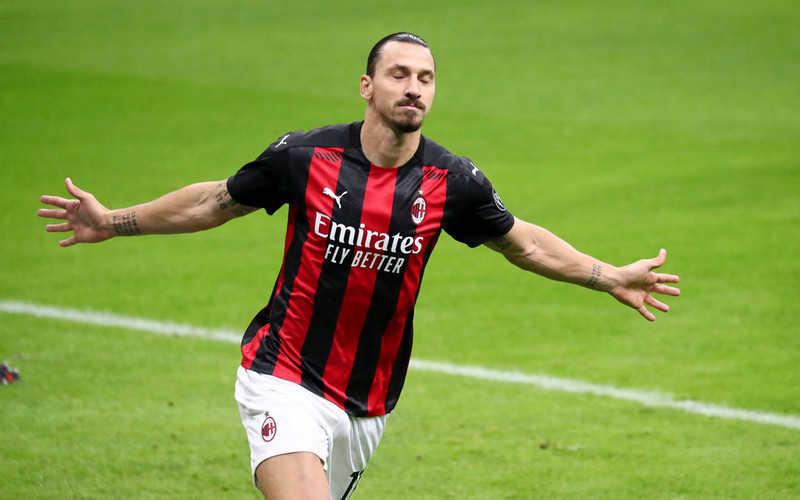 Liga włoska: Dwa gole Ibrahimovica, remis lidera Milanu