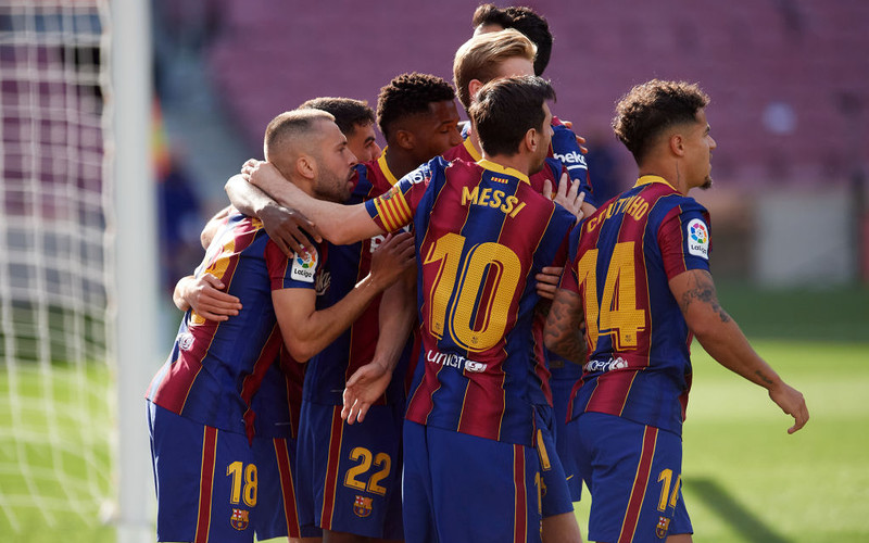 Barcelona have 'accepted' to join new European Super League
