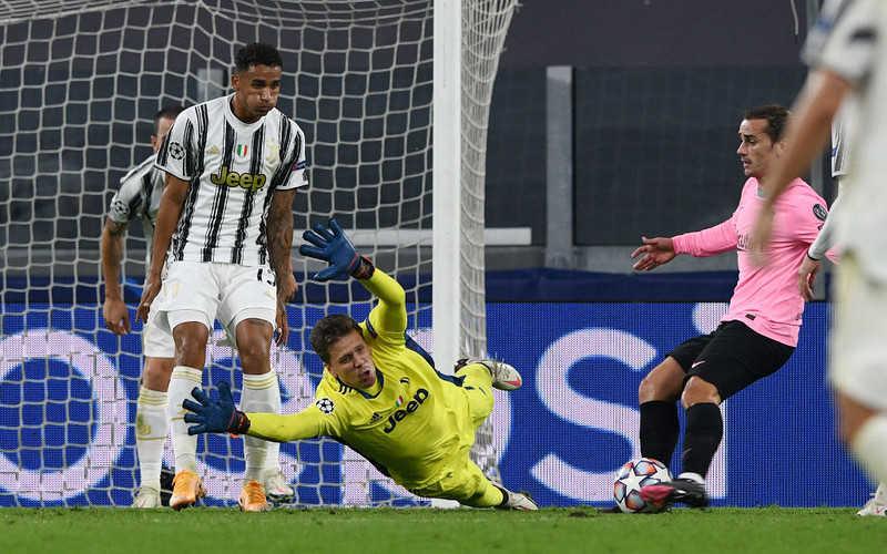 LM: Porażka Juventusu z Barceloną. Manchester United rozbił RB Lipsk