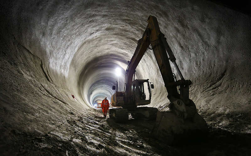 Londyńskie metro ma nowy tunel