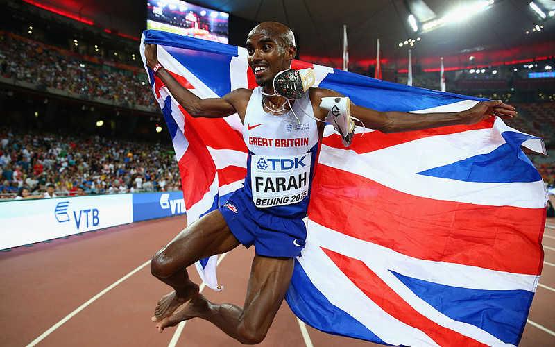 Ogromne wynagrodzenie Mo Faraha za udział w brytyjskim reality show
