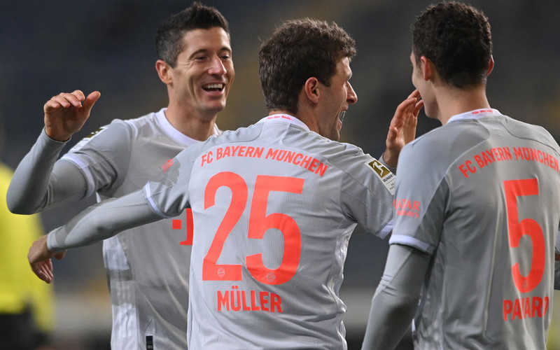 Bayern and BVB count on the crisis of the leader from Leipzig