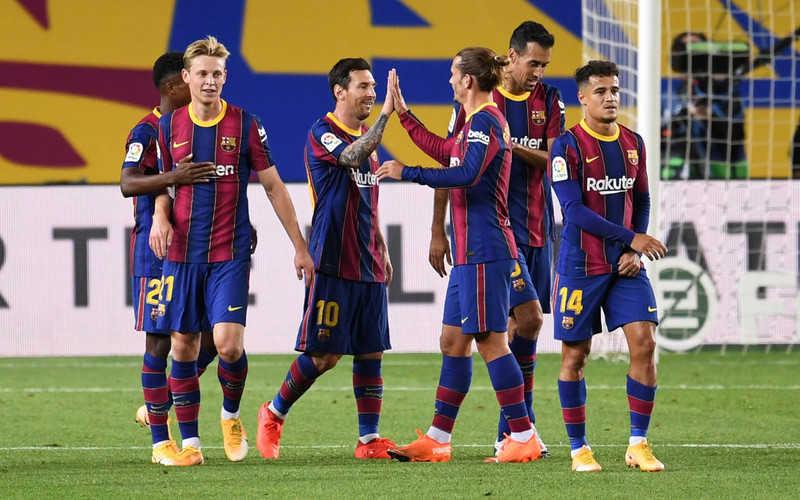 Liga hiszpańska: Barcelona stoi w obliczu bankructwa