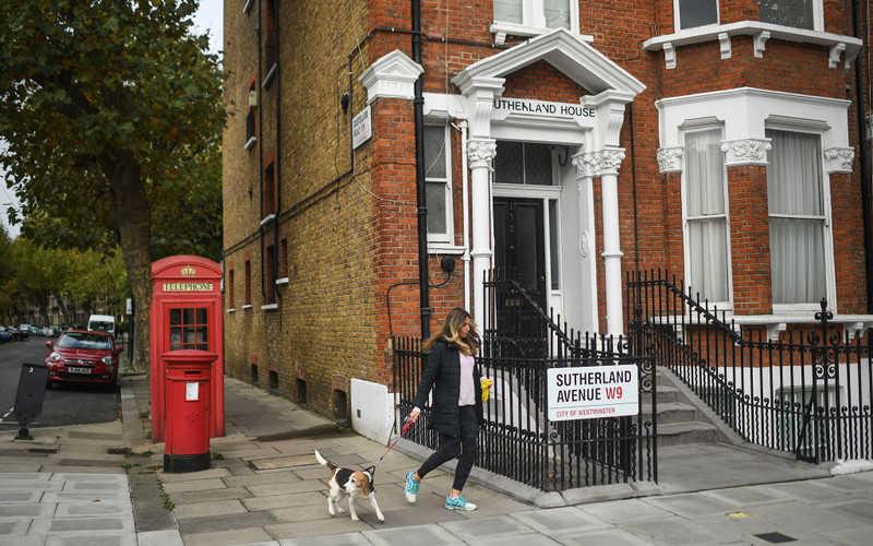 Londyn: Pokoje do wynajęcia coraz tańsze przez pandemię