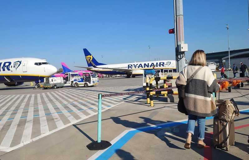 Ryanair zaczął latać z Krakowa do Legolandu