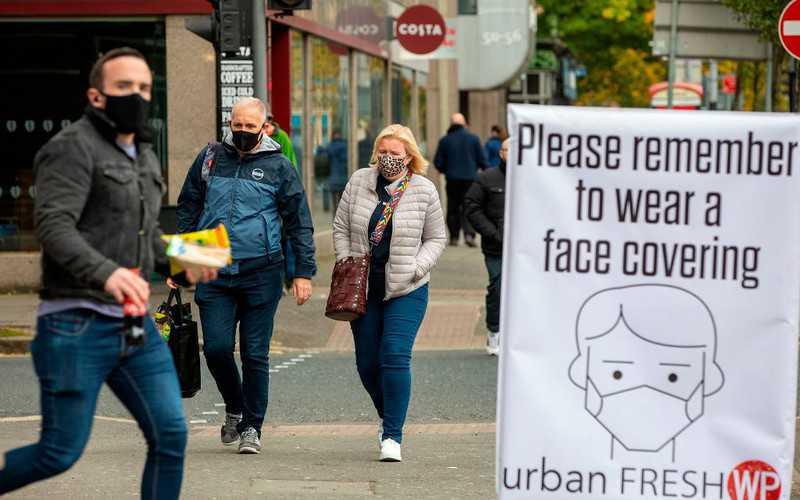 Irlandia: Liczba nowych zakażeń Covid-19 najniższa od końca września