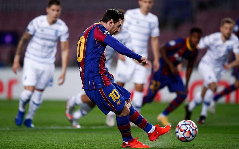 LM: Wymęczone zwycięstwo Barcelony, gładkie Juventusu