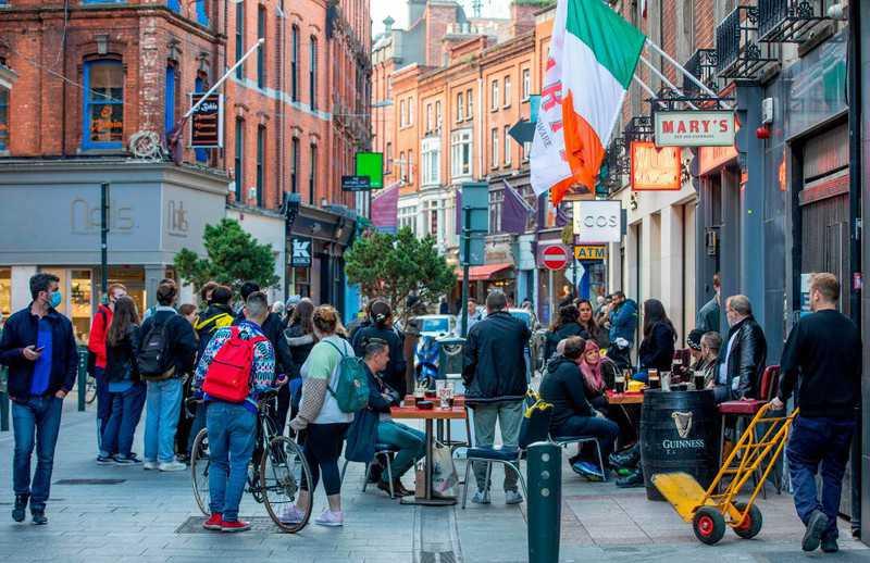Irlandia: Po raz pierwszy od września mniej niż 300 nowych zakażeń koronawirusem