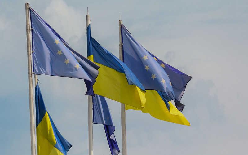 Badanie: Połowa Ukraińców chciałaby przystąpienia do UE
