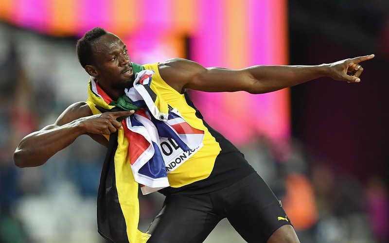 """""""I don't think anyone is near my records"""" - Usain Bolt"""