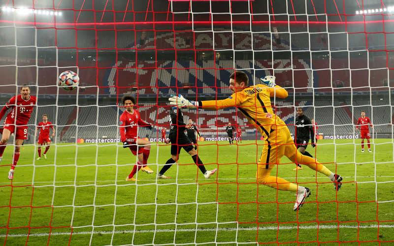 Piłkarska LM: Lewandowski trzeci w klasyfikacji wszech czasów, awans Bayernu