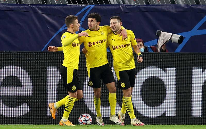 Liga Mistrzów: Awans Borussii Dortmund. Ciekawie w grupie H