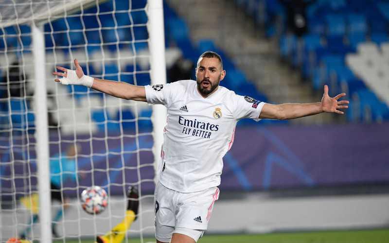 Liga Mistrzów: Awans Realu, niespodziewane odpadnięcie Interu