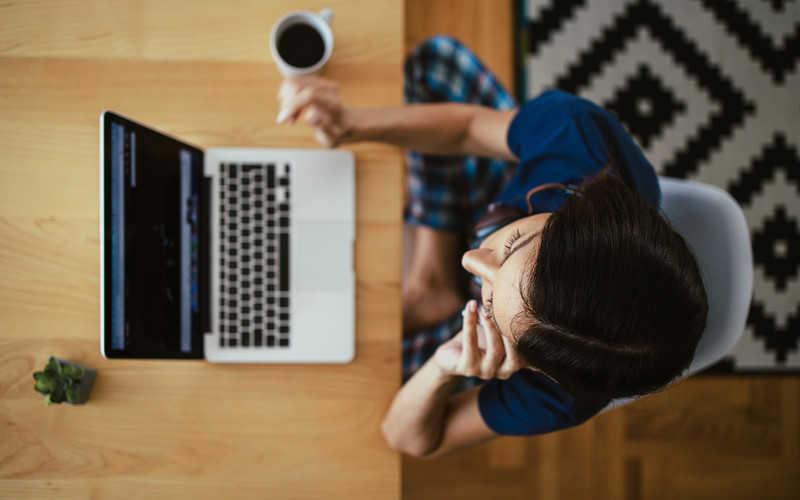 USA: 71 proc. Amerykanów pracuje z domu. Ponad połowa chce utrzymania takiej formy pracy
