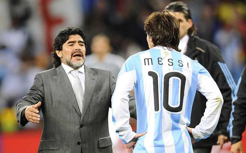 Ballon d'Or 'Dream Team' revealed as Maradona and Pele join Ronaldo and Messi