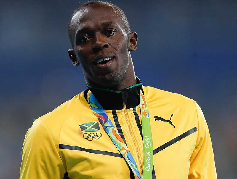 Usain Bolt: I don't have the patience to be a coach yet