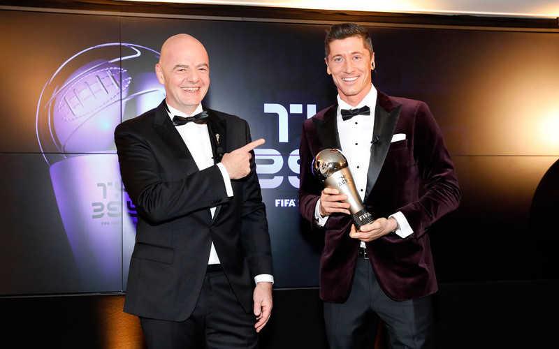 Lewandowski beats Messi & Ronaldo to Best FIFA Men's Player award as Bronze takes women's prize