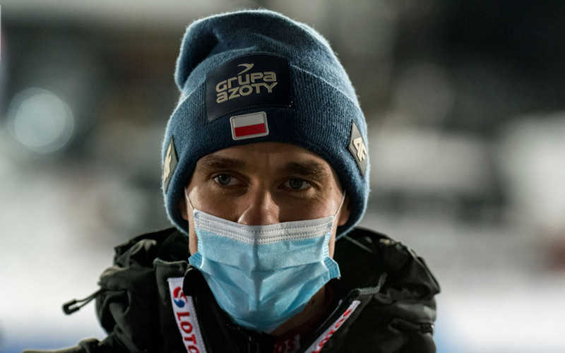 Ski jumping: Piotr Żyła third in Engelberg