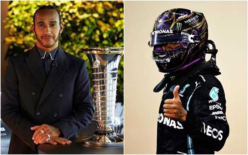 Sports Personality of the Year 2020: Lewis Hamilton crowned winner