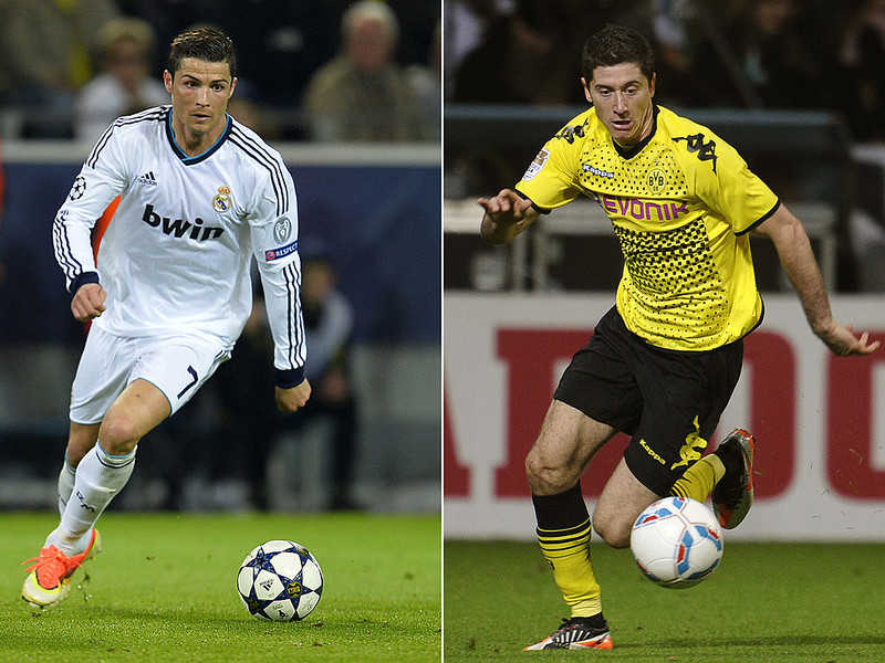Globe Soccer Awards: Ronaldo wins Player of the Century, Lewandowski - Player of the Year