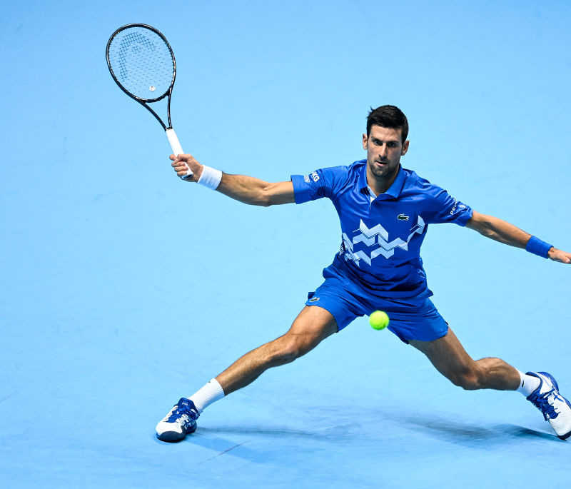 ATP and WTA rankings: Djokovic and Barty still in the lead