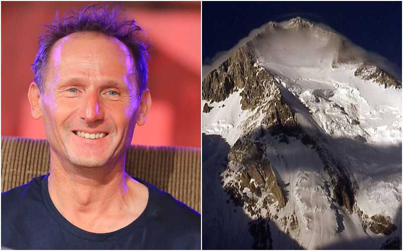 Climber Janusz Gołąb: I'm interested in the style of climbing, not commerce