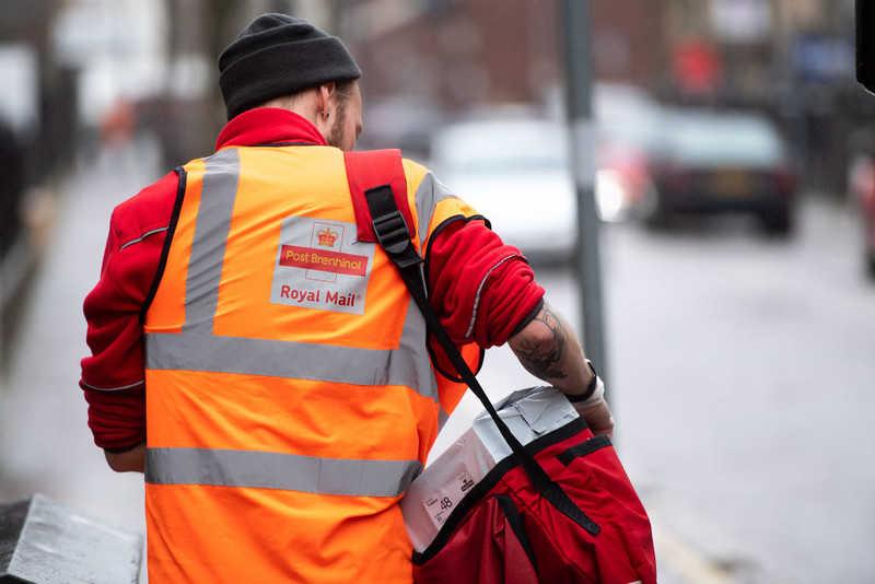 Royal Mail publikuje listę obszarów z największymi opóźnieniami dostawy przesyłek