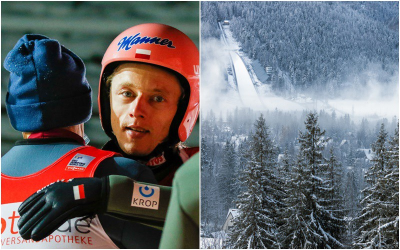 World Cup in ski jumping: Wielka Krokiew prepared for the competition