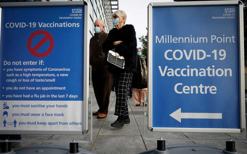 Johnson: 24-7 Covid-vaccine hubs as soon as supply allows