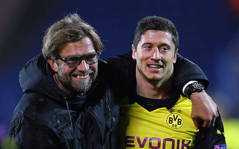 Robert Lewandowski opens up on relationship with 'father figure'
