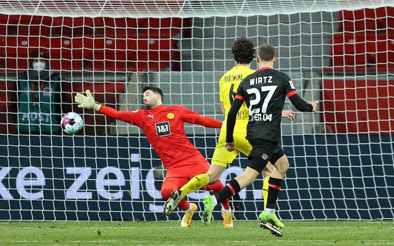 Wirtz winner downs Dort