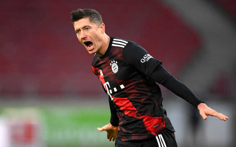 Robert Lewandowski named in UEFA Team of the Year