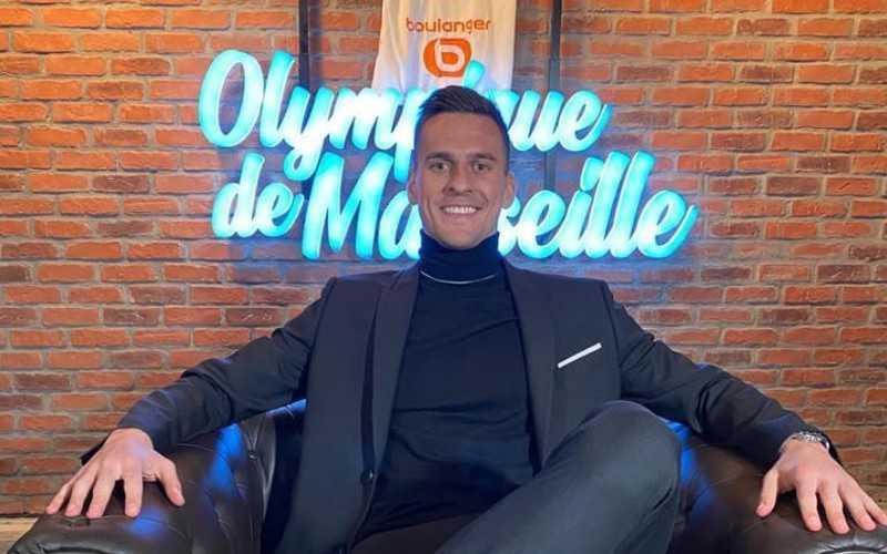 Milik joins Olympique Marseille