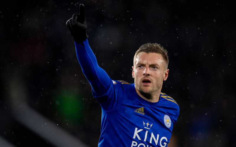 Jamie Vardy: Leicester City striker out for 'a few weeks