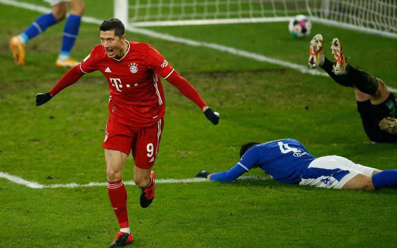 German league: Lewandowski with a goal again, Bayern is running away from the competition