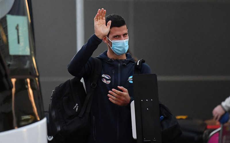 Australian Open arrivals start leaving hotel quarantine