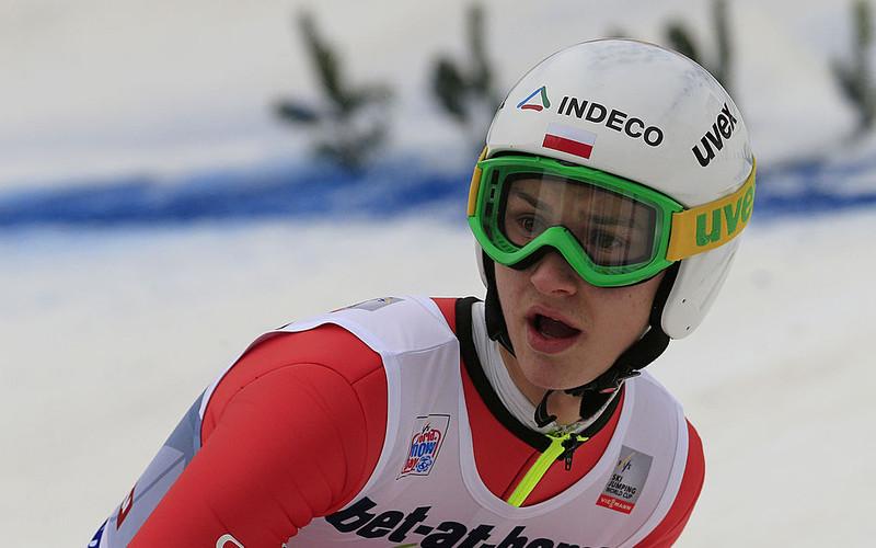 Murańka broke the hill record in Willingen!
