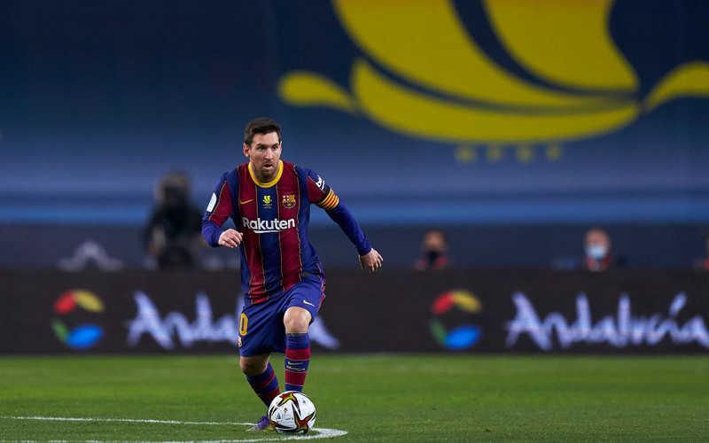 """""""El Mundo"""": Messi's contract guarantees him 555 million euros"""
