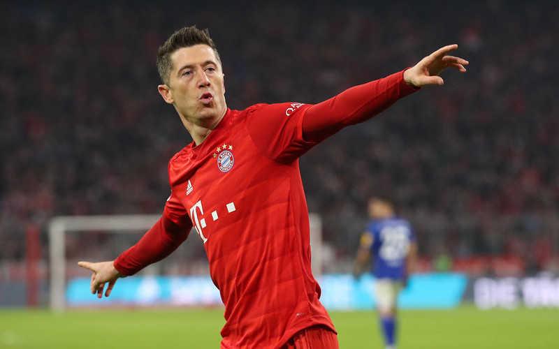 European Golden Shoe: Lewandowski incresases the advantage