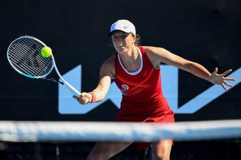 Melbourne: Swiatek lost with Aleksandrova