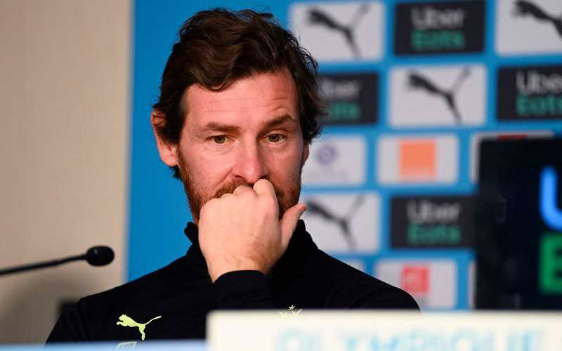 Andre Villas-Boas: Marseille suspend boss who offered resignation over 'sporting policy'