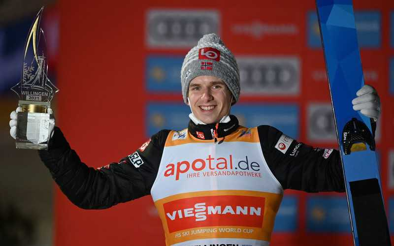 FIS Ski Jumping: Granerud is getting closer to the elite group