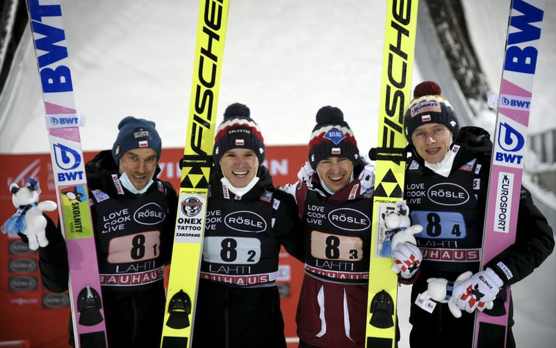FIS Ski Jumping: Poles are now close to improving the achievements of the previous season
